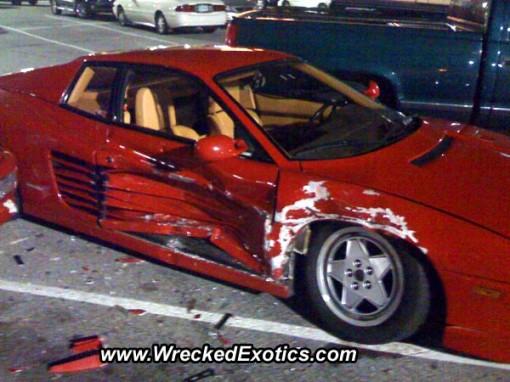 Kaksi Ferraria ja yksi parkkipaikka on kallis yhtälö 2