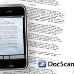 DocScanner tekee iPhonesta skannerin