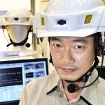 Onko GPS:llä ja kameralla varustettu kypärä lainvalvonnan tulevaisuus?
