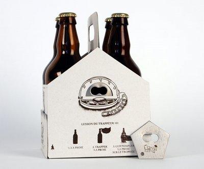 Kimo Ouellette: Dany Boone -olutta pullonkorkinavaajalla 2