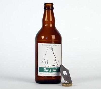 Kimo Ouellette: Dany Boone -olutta pullonkorkinavaajalla 1