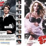 Kristillisdemokraattien eurovaalikampanja lainaa tyylinsä Sin City -sarjalta