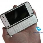 Ensimmäinen Nokia N97 testi: toimii, mutta ei hätkähdytä