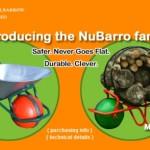 NuBarro – uuden vuosituhannen kottikärryt