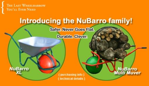 NuBarro - uuden vuosituhannen kottikärryt
