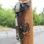 RiSE V3 on robotti, joka kiipeää kuin orava