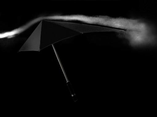 SENZ umbrellas -sateenvarjo kestää jopa 27m/s tuulen 1