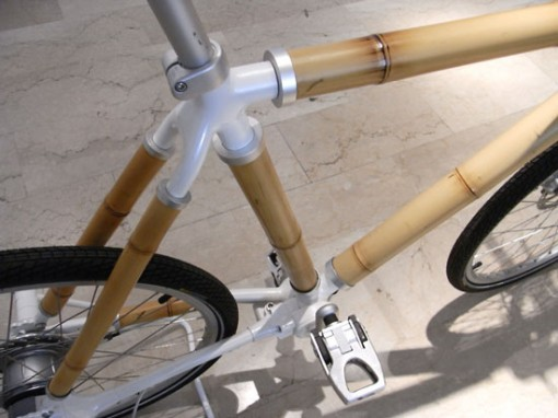 Ross Lovegrove: The Bamboo Bicycle 2