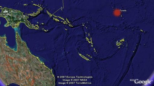 GoDaddy-domain-palvelu varoittaa .tv-päätteen ottamisesta sillä Tuvalu on uppoamassa mereen 2
