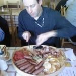 The £10 Breakfast tyydyttää tuhdimmankin krapulan, kenties