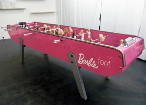Chloe Ruchon: Barbie Foot @ DMY Berlin Design Festival 09 1