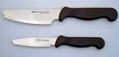 Anti-Stab Knife on veitsi, jolla ei voi puukottaa