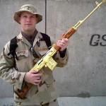 Saddam Husseinin asekokoelma 3