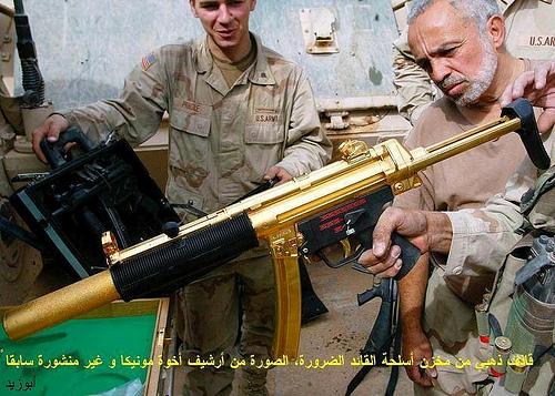 Saddam Husseinin asekokoelma 6