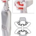 The 40 Second Electric Toothbrush on neljä harjaa yhdessä