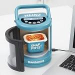 Heinz kehitti USB-mikroaaltouunin pavuille