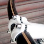 Workerman Wooden Handlebar on puinen ohjaustanko polkupyörään 2