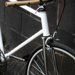 Workerman Wooden Handlebar on puinen ohjaustanko polkupyörään 3
