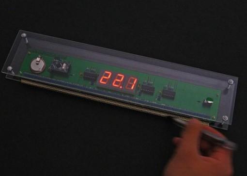 Electronic Ruler on perinteinen viivain digitaalisella näytöllä 2