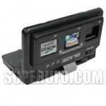 Nintendo DS Lite Game Selector antaa sulloa kolme peliä konsolin kuoriin kerrallaan