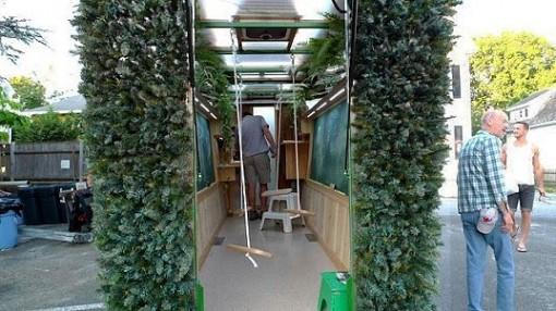 Justin Shull: Porta Hedge - Siirreltävä pensasaita sekä vakoiluvaunu 3