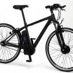 Sanyo tuo talveksi markkinoille luistonestolla varustetun polkupyörän
