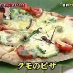 Japanilaisravintola tarjoilee hämähäkkipizzaa