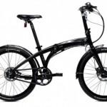 Suomalaisen Joakim Uimosen suunnittelema kokoontaitettava polkupyörä niittää mainetta maailmalla!