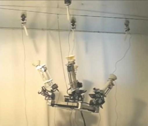 Spider bot seinäkiipeilijjärobotti