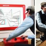 Sketch 3D on kolmiulotteinen Etch A Sketch