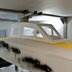 Y-Wing -hävittäjä-parvi-sänky 2