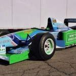 Michael Schumacherin mestaruusauto vuodelta 1994 kaupan eBayssa