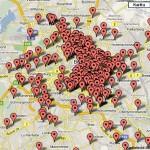 Uusi trendi Berliinissä: luksusautojen tuhopoltto