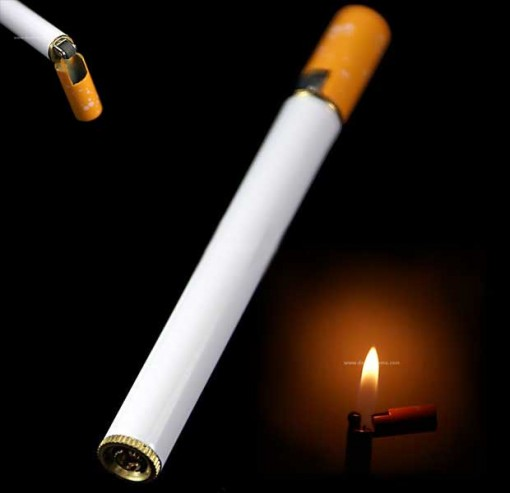 Tupakanmuotoinen sytkäri