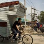 Kevin Cyr: Camper Bike, onko pyöräkaravaanari kaikkien kaveri?