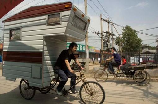 Kevin Cyr: Camper Bike, onko pyöräkaravaanari kaikkien kaveri? 1