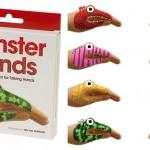 Monster Hands -pikatatuointeja
