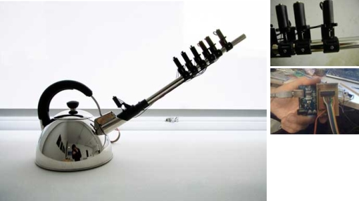 Yuri Suzuki: Musical Kettle