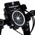 PedalPower+ dynamo lataa polkupyöräillessä pienelektroniikan
