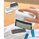 ID Guard Stamp -leimasin suttaa henkilötiedot helposti