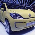 E-Up! – Volkswagenin visio sähköautosta