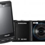 Samsungilta kamerapuhelin 3x optisella zoomilla