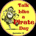 Tänään vietetään taas kansainvälistä puhu kuten piraatti päivää