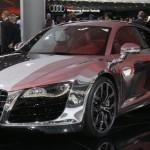 Audi R8 5.2 FSI V10 Chrome 1