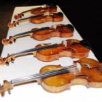 Uusi homesienellä käsitelty viulu hakkasi Stradivariuksen kuuntelutesteissä