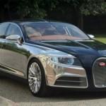 Kromattua elitismiä Bugattilta: Bugatti Galibier 16C