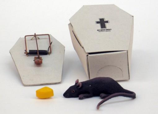 Sarah Dery: Mousetrap, ja arkku 1