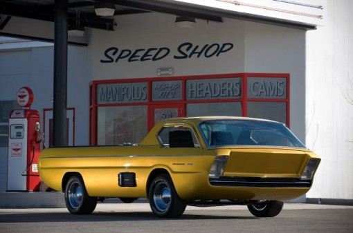 1965 Dodge Deora Concept on kaunis 0
