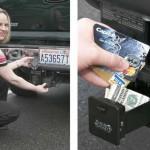 Locking Hitch Vault pitää auton avaimet turvassa – autossa