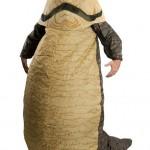 Puhallettava Jabba-asu on Tähtien Sota -lisenssituotteiden erikoisemmasta päästä
